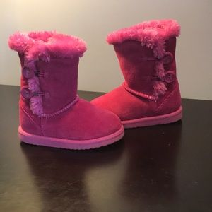 Like NEW! Toddler Boots